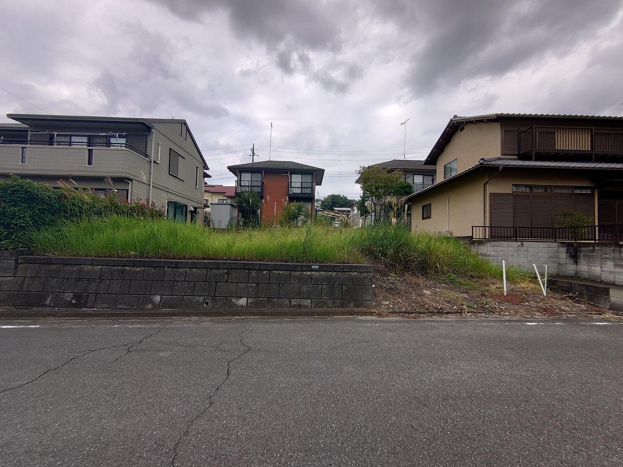 【売地】高崎市吉井町南陽台
