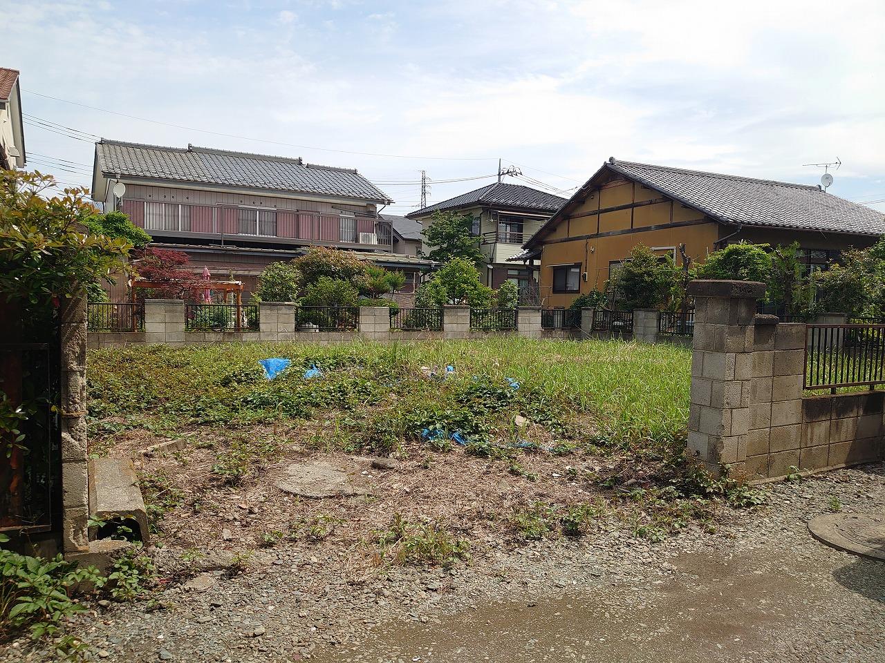 【売地】藤岡市中栗須