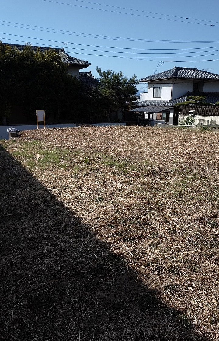 【売地】高崎市剣崎町